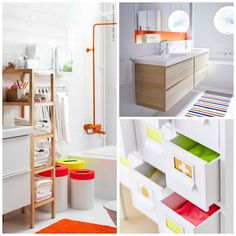 Oikotie Sisustus | Viisi vinkkiä kylpyhuoneen ilmeen raikastamiseen Ikea Shelving, Ikea, Loft, Furniture, Home Decor, Shelves, Decoration Home, Ikea Co, Room Decor