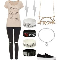 cc4565d938 Untitled  34 by cute-killer-kitty-cat on Polyvore featuring polyvore fashion