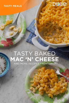 This Tasty Baked Mac 'n' Cheese recipe is easy enough for a weeknight, but delicious enough to serve at a special event. It also makes great leftovers, even days later.