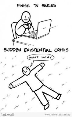how to deal with existential crisis