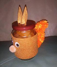 Gennt / recyklujem - nádoba - veverička
