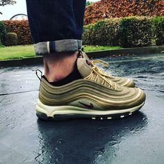 Air max 97' gold : Sneakers