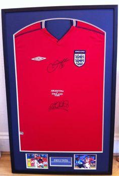 England Shirt.