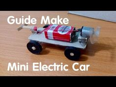 Today Channel Being Creative will guide you to self-powered MINI cars rotor thrust, Mini Electric Car So to make extremely simple - 1 sheet of cardboard to m...