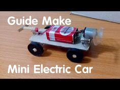 How To Make Mini Electric Car