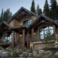 Gorgeous House!! Absolutely stunning. Image from HGTV.com