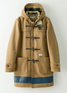 toggle coat - my life in Russia