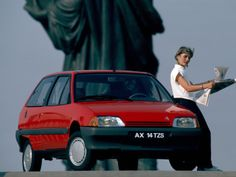 Citroën AX 3-door '1986–91