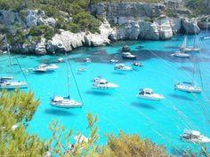 Menorca Spain #travel #places