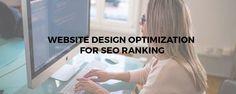 Web Design Optimization Tips To Improve SEO