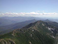 Climb Mt Lafayette