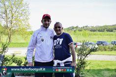 Marco Ferrante 3° alla 5° Tappa Nazionale del Campionato Italiano di Footgolf a Gavi (Al).