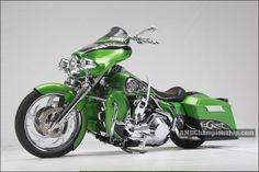 AMD World Championship, Lubbock Custom Motorcycles, bike details & gallery