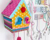 sweet birdhouse