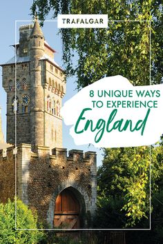 Here is our pick of unusual things to do and places to visit in 'alternative' England.