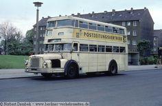 Do56 Wagen 441 025 der BVB Linie 35 zum Noeldnerplatz Berlin DDR in den 60ern