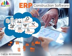 #ERPConstructionSoftware programming combines advanced enterprise technologies with many years of development industry encounter into one co-ordinated framework.  See more @ http://bit.ly/1xZgUjO #RealERP #ConstructionSoftware