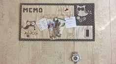 Mémo - patchwork - Tatiana Alves
