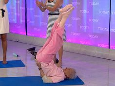 91-year-old yoga teacher shares power of poses