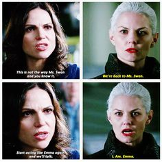 This is not the way Ms. Swan and you know it #OnceUponATime