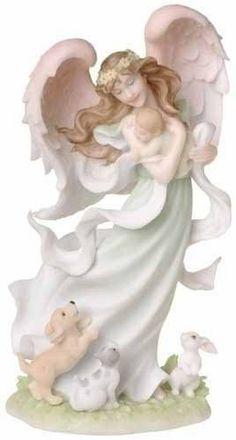 "8"" Seraphim Classics Adele - A Mother's Heart Angel Figure #71066 by Roman, http://www.amazon.com/dp/B00434128S/ref=cm_sw_r_pi_dp_kOtIsb1CWRPSF"