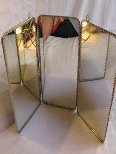 Miroir tryptique