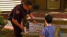 A 9-year-old boy and a police officer, brought together because oftheir passion for Pokemon. It is a combination that adds up to a heartwarming story about a man in blue who went…