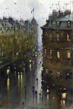 Joseph Zbukvic, Paris - Tryon gallery