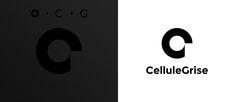 Logos - Cellulegrise - By Fabrice Vrigny