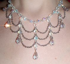 Queen Victoria's Necklace by DrakonsLair