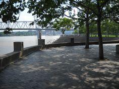 Sawyer Point Park in Cincinnati, OH