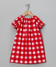 Any little girl would look so sweet in this!