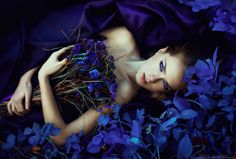 Azure by Karina Chernova on 500px