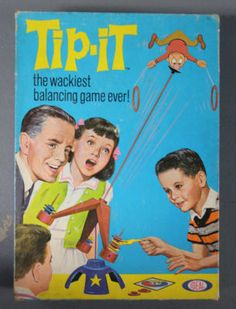 Tip it.  Loved this game!