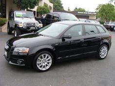 2012 Audi A3, 40,330 miles, $26,500.