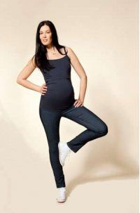 Boob Maternity Treggings for an over the bump skinny jean look.