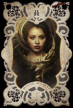 Bonnie Bennett: The Witch