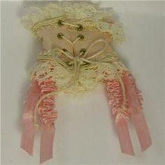 dollhouse miniature corset 1:12 Scale