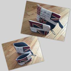 Pochettes Anglaise Petite - L20 x h14 - Grande L30 x h19