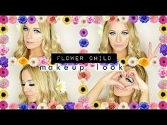 Flower Child Makeup Tutorial | NYX Face Awards 2015