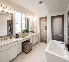 New Homes in Woodforest: 55ft. lots - Home Builder in Montgomery TX Master Bathrooms, Dream Bathrooms, Home Builders, New Homes, Bathtub, Standing Bath, Bath Tub, New Home Essentials, Bathtubs