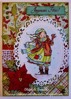Les cartes de Chantalou   Spécial Anniversaire Simple à Souhait!      Voila déjà 2 ans que la compagnie Simple à Souhait   est démarré et qu'elle nous offre une  ...