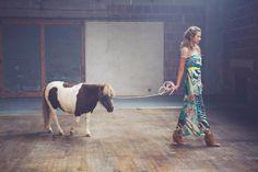 www.pegasebuzz.com/leblog/ | Pony in Fashion by Nicole L. Hill for ThreadSence, summer 2012