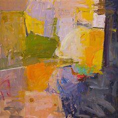 Abstract 1 by Derek Penix Oil ~ 36 x 36