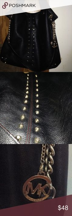 Studded bag SALE Not authentic Bags