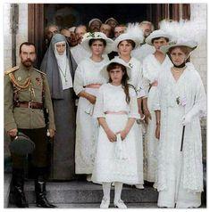 Anastasia Romanov, Tatiana Romanov, Tsar Nicolas Ii, Tsar Nicholas, Crown Princess Victoria, Queen Victoria, Princess Elizabeth, La Familia Romanov, House Of Romanov