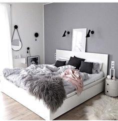 Oooh good bedroom idea