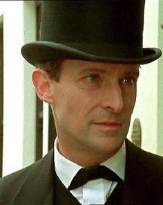 Jeremy Brett as Sherlock Holmes in the Granada series
