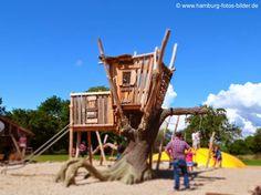 Karls Erlebnis Dorf Warnsdorf - #Baumhaus, #Spielplatz