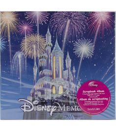 Disney Memories Postbound Album 12